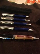 Professional heavy refillable pens in 29 Palms, California