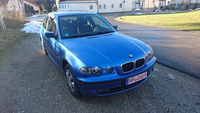 BMW 316ti in Hohenfels, Germany