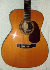Blueridge BR-163 with Fishman Pickup and Hard Shell Case FREE SHIPPING in Stuttgart, GE