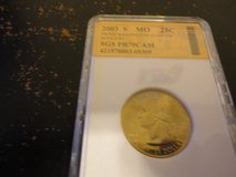 2003 S MO  statehood quarter  interested text 931 218 8243 in Clarksville, Tennessee