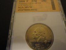 2008p NM statehood quarter  interested text 931 218 8243 in Clarksville, Tennessee