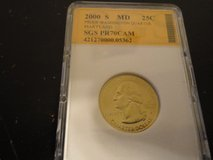 2000 S MD  statehood quarter  interested text 931 218 8243 in Fort Campbell, Kentucky