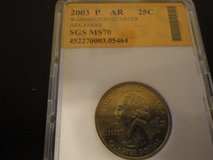 2003 p AR  statehood quarter  interested text 931 218 8243 in Fort Campbell, Kentucky