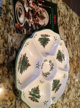 Spode Christmas Tree serving plate in Pleasant View, Tennessee