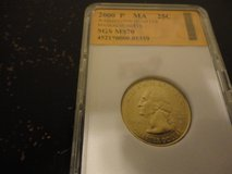2000 p MA  statehood quarter  interested text 931 218 8243 in Fort Campbell, Kentucky