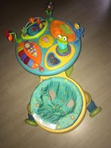 Bright Starts Around We Go 3-in-1 Activity Center Zippity Zoo in Hohenfels, Germany