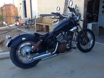 2005 Custom V-twin in Yucca Valley, California