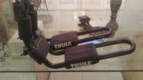 Thule j style kayak rack in Camp Lejeune, North Carolina