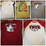 Boys true religion shirts in Travis AFB, California