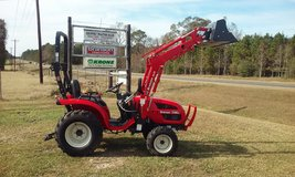 Branson 2400h Tractor w/Ldr in DeRidder, Louisiana