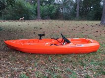 Kayak in Fort Rucker, Alabama