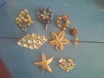 Vintage Costume Jewelry Lot in Yucca Valley, California