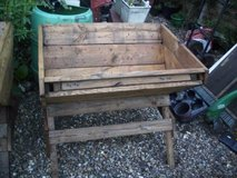 3 hand made planters or cattle ,pig feeders in Lakenheath, UK