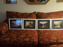 6 Thomas Kinkade pictures 4 in frames and 2 not in Fort Hood, Texas