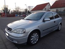 2001 Opel Astra Coupe Automatic in Ramstein, Germany