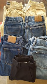 Size 6 boys jeans and pants in Joliet, Illinois