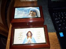 MOTHER TERESA (X2) & BLESSED MOTHER (X2) in Travis AFB, California