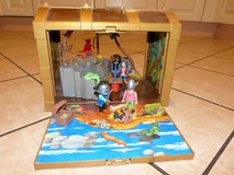 PLAYMOBIL pirate treasure  to take away suitcase in Spangdahlem, Germany