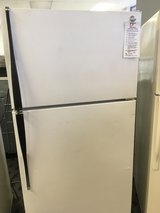 Hot Point White 14 cf Refrigerator - USED in Tacoma, Washington