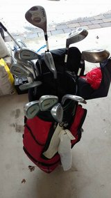 PPU Wilson golf club set. need gone asap in Ramstein, Germany