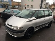 Renault Espace Family van 7 seats- new inspection in Hohenfels, Germany