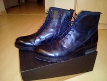 Mens Leather boots in Stuttgart, GE