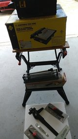 Wet Saw, Tile Cutter Trowels and a Jambsaw Tiling Tools in Warner Robins, Georgia