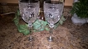marshall field mayfaire wine glasses in New Lenox, Illinois