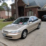 2000 Honda Accord EX in Kingwood, Texas
