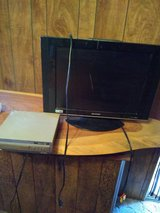 flatscreen/dvd player in Alamogordo, New Mexico