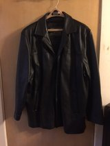 Leather Jacket - Mens Size XL in Bolingbrook, Illinois