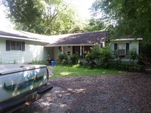 Home Sitting on a Half an Acre Lot - For Sale or For Rent in Beaumont, Texas