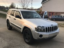 Jeep Grand Cherokee 4x4 in Clarksville, Tennessee