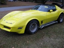 Video...1977 Corvette w/Rebuilt 350, New Carb, HEI Distributor, Hooker Headers/Sidepipes in Camp Lejeune, North Carolina