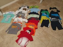 32 Piece Boys Lot Size 5,5/6,6 some nwt in Kingwood, Texas