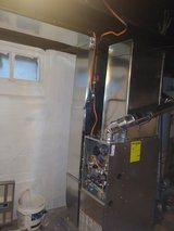 Furnace repair and swapout, 1500$total in Yorkville, Illinois