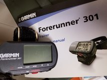 Garmin Forerunner 301 in Camp Pendleton, California