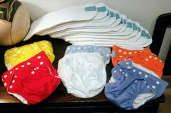 Cloth Diapers in Okinawa, Japan