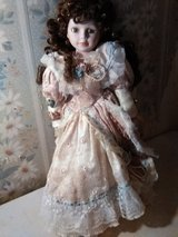 """16"""" Victorian Porcelain Doll in Yucca Valley, California"""