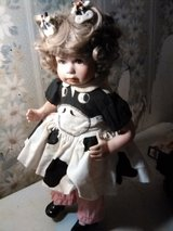 Beautiful Becky Porcelain Doll in Yucca Valley, California