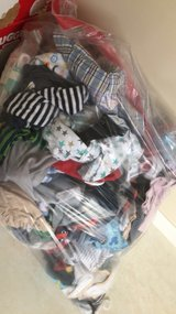 baby clothes lot (boy) size newborn -6 months in Okinawa, Japan