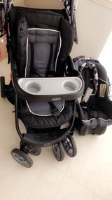 stroller , car seat and base in Okinawa, Japan