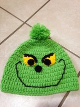 Child size Grinch hat in Lawton, Oklahoma
