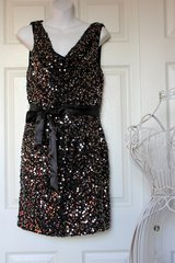 New Years Eve Dress Bisou Bisou Sz 10 in Baumholder, GE
