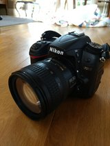 Nikon D7000 with lens and extras in Ramstein, Germany