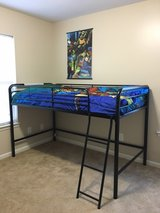 Metal Twin Bed in Fort Bragg, North Carolina