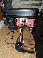 Bench Professional Drill Press 5 speed in Yucca Valley, California