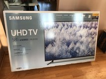 "Samsung 58"" 4K UHD TV - Brand New Unopened!!! in Naperville, Illinois"
