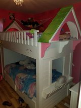 Princess house twin bunk bed in Fort Knox, Kentucky