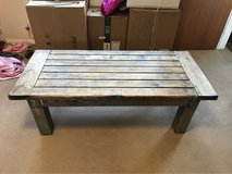 Solid wood hand made coffee table and end tables in Lakenheath, UK